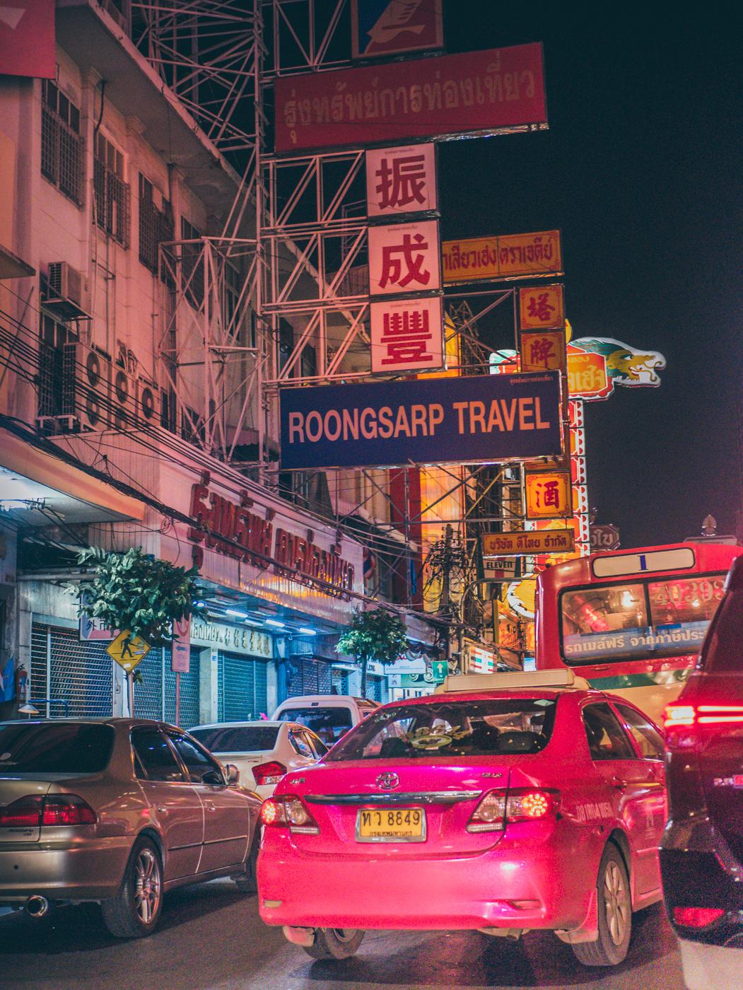 Thailand 24 hours in Bangkok Tuk tuk
