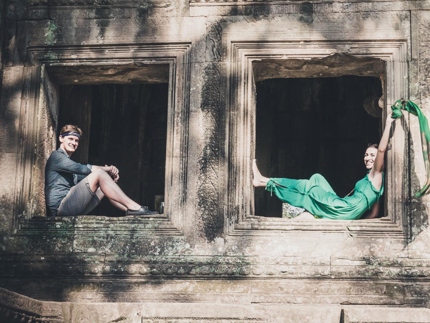 Angkor Wat Cambodia travel bloggers