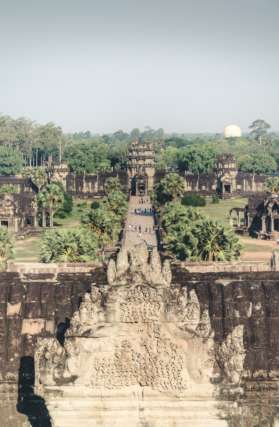 Angkor Wat Cambodia part time travelers