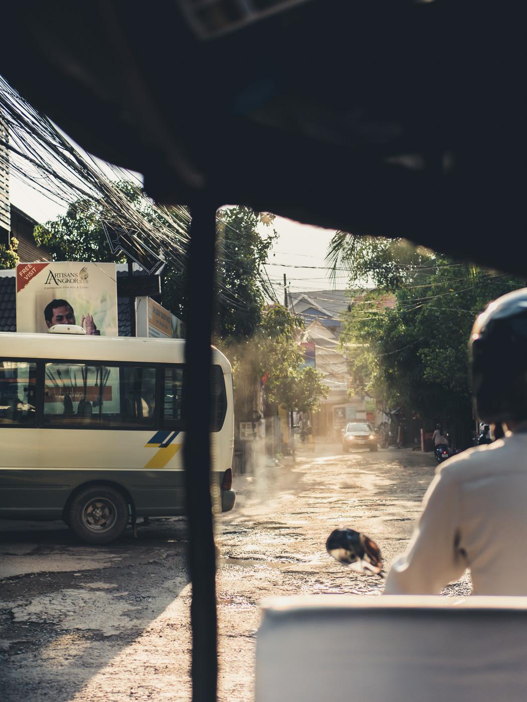 Cambodia Climate