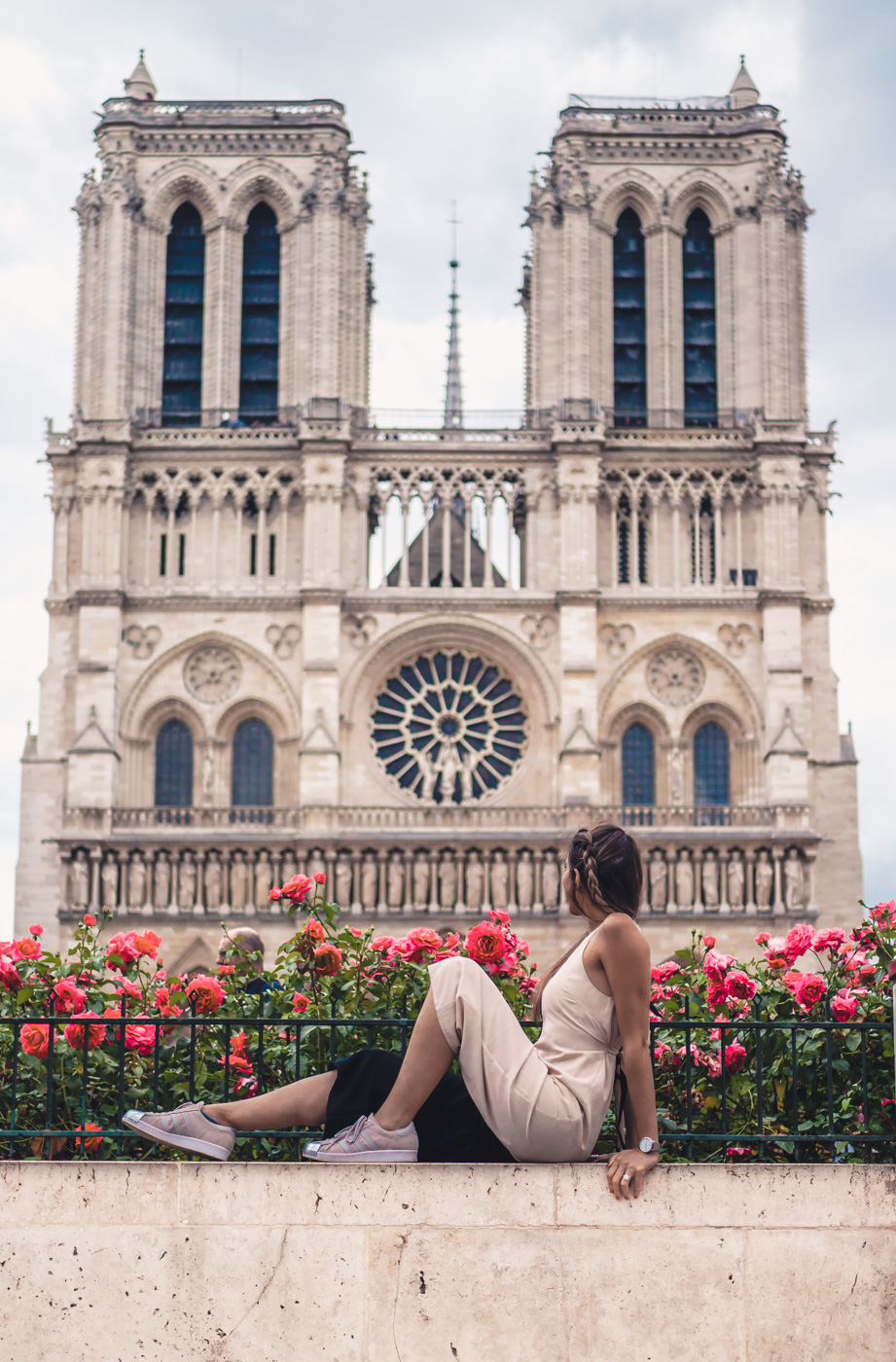 36 hours in Paris norte dame