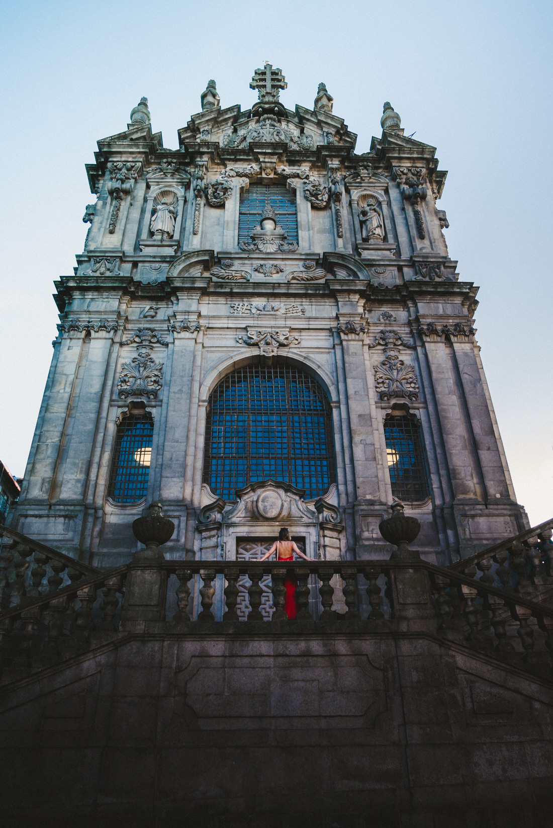 Porto travel guide - clerigos travel blog