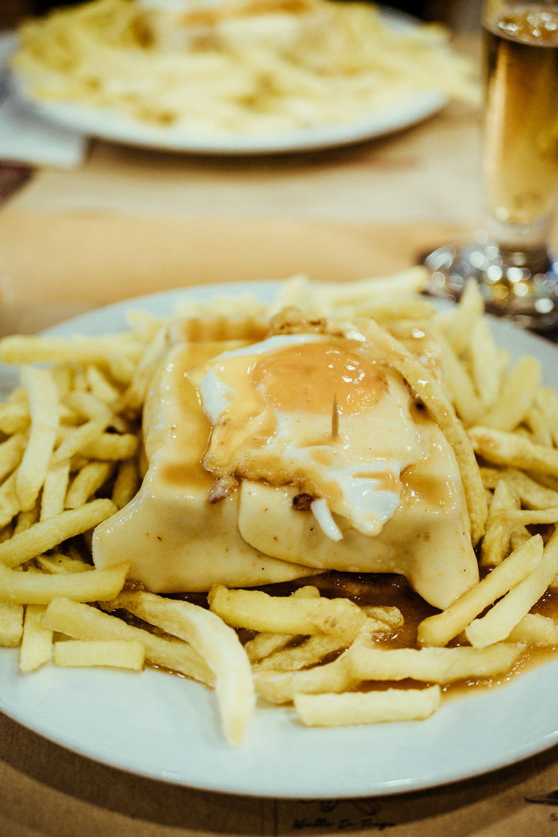 Porto travel guide - Francesinha travel blog
