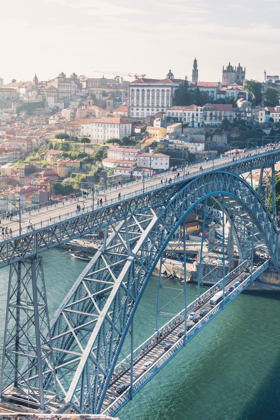 Porto travel guide - DOM LUIS Bridge travel blog