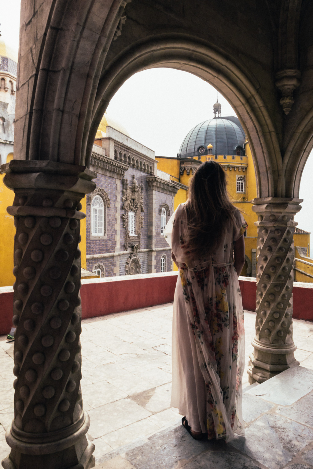 Sintra Portugal, travel bloggers