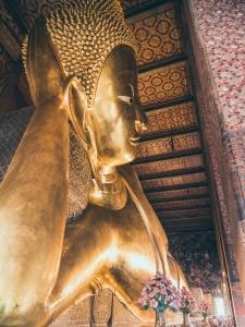 Thailand Wat Po Bangkok