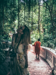 Thailand Wat Saket