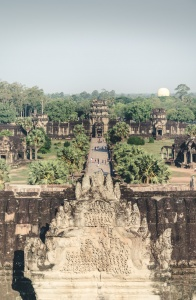 Angkor Wat Cambodia part time travelers