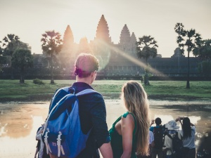 Angkor Wat Sunrise travel blog