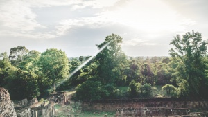 Pre Rup Temple Sunset