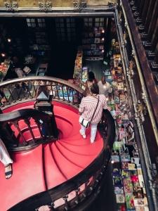 Porto travel guide - Lello travel blog