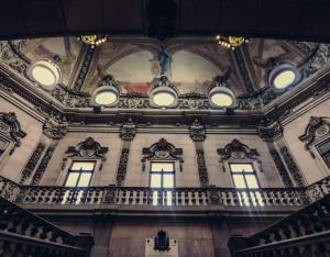 Porto travel guide - PALACIO da BOLSA travel blog porto guide