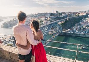 Porto travel guide - DOM LUIS Bridge travel blog