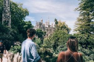Sintra Quinta da Regeleira Portugal