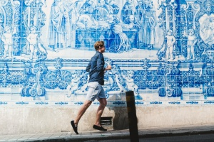Church Carmo Travel blog partimetravelers