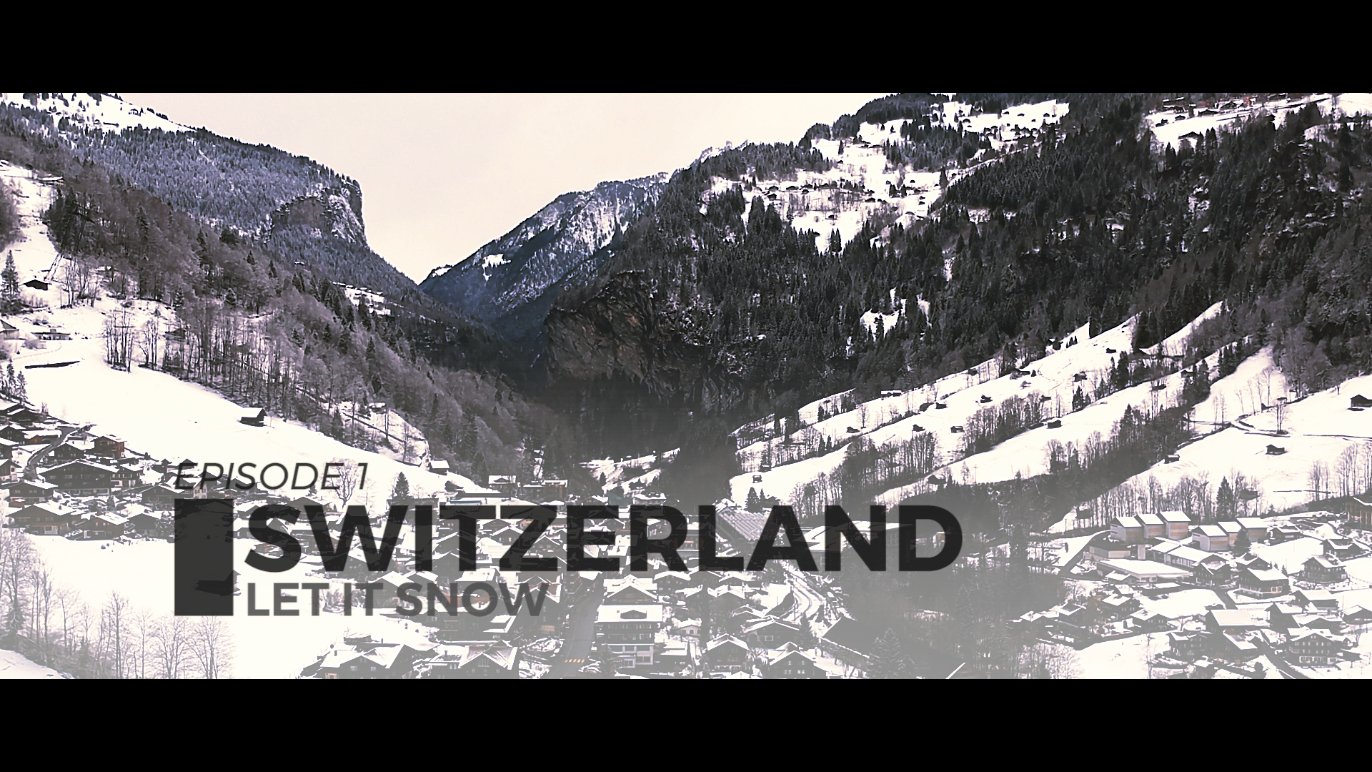 Switzerland Video travel bloggers