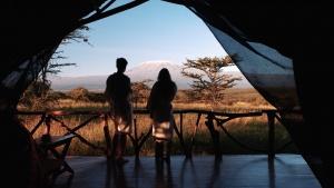 africa travel honeymoon couple travel bloggers
