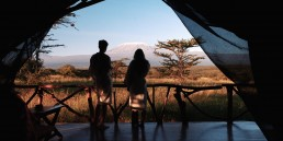 africa travel honeymoon couple travel bloggers