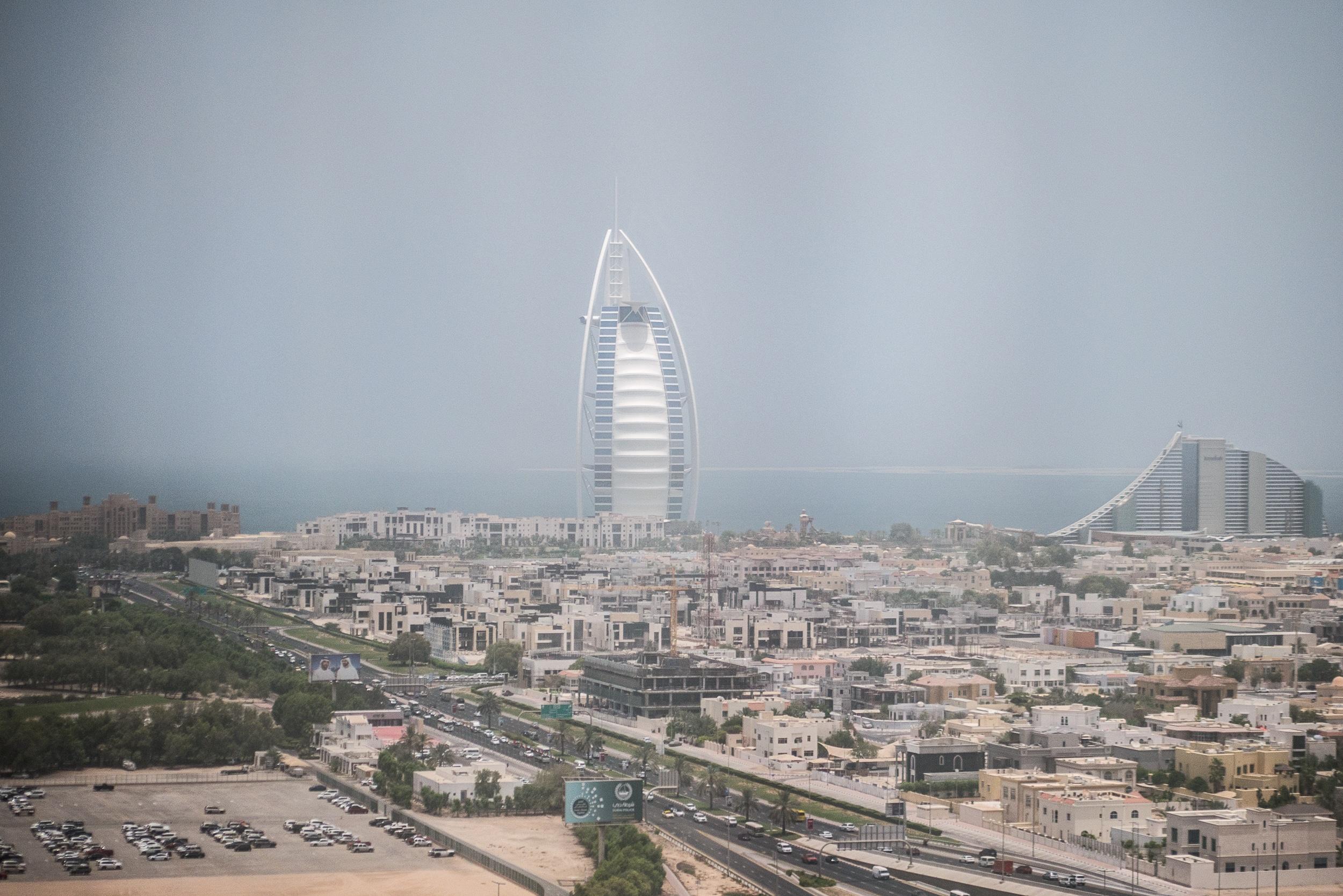 Dubai Sheraton travel blog couple UAE photography video blog